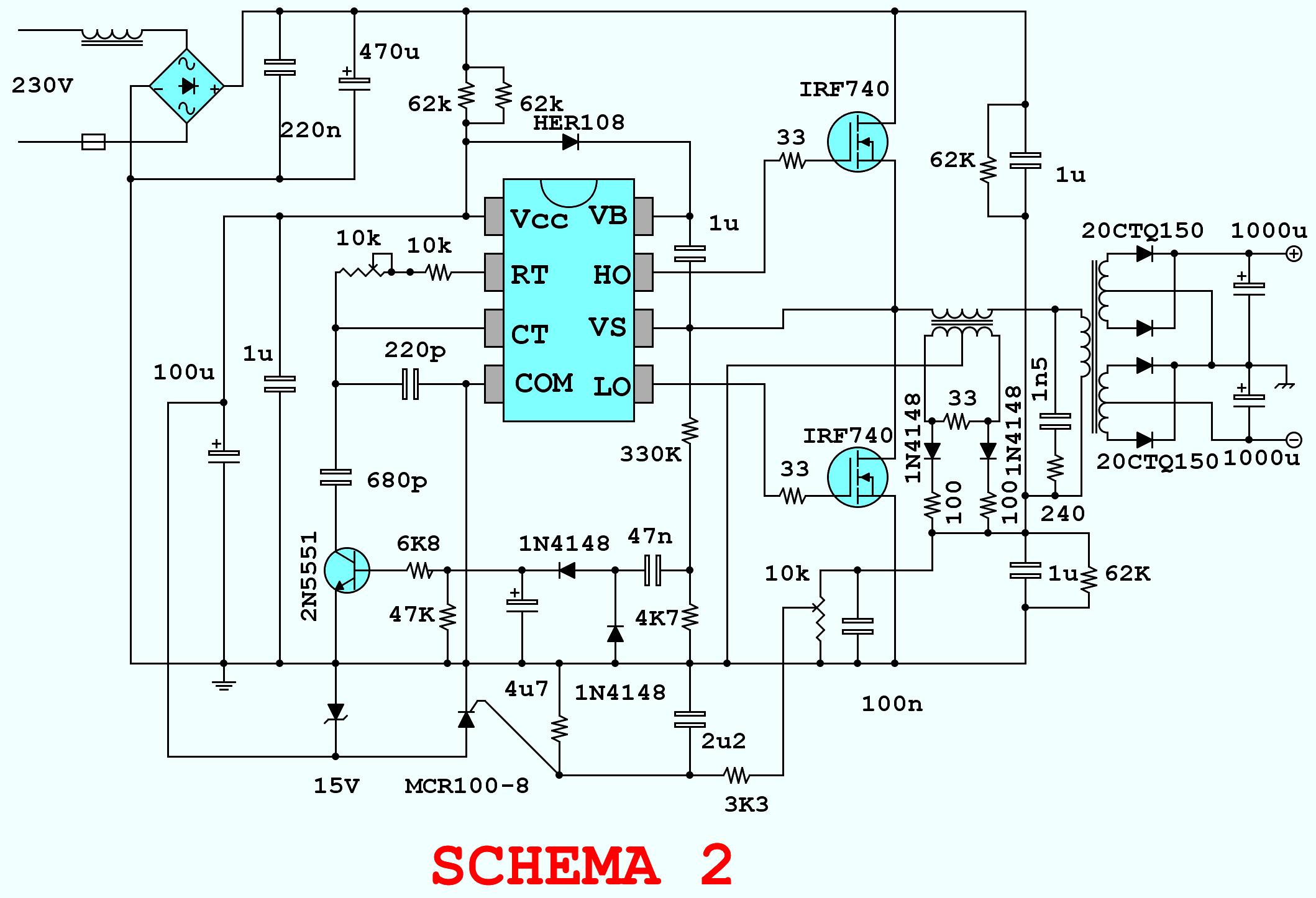 SMPS limiter