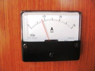agganciare misuratore amperometro