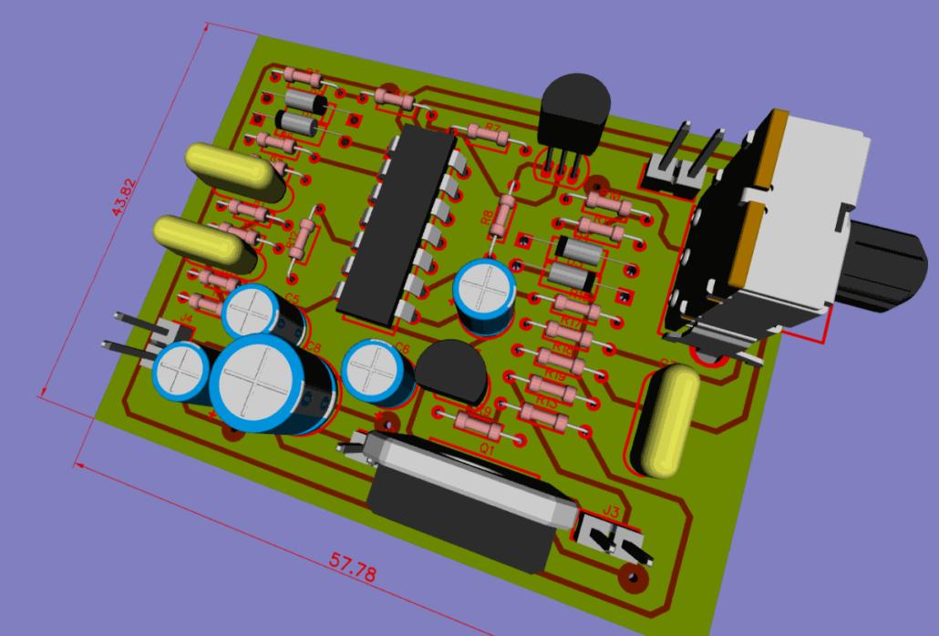 Schema Elettrico Per Metal Detector : Metal detector semplice e potente u2013 elettroamici